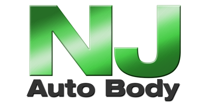 Auto body shop logo