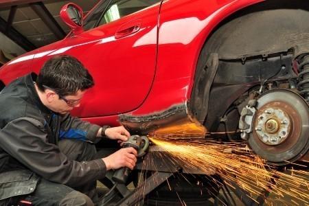 Auto Body Repair Shop >> Rutherford Auto Body Repair Shop Collision Repair